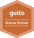 Gusto Bronze Partner - Small Business Payroll Service